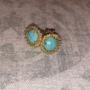 Kendra Scott Carly Magnesite Stud Earrings